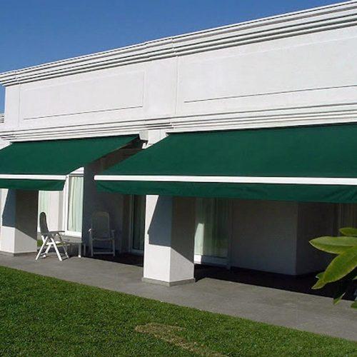 instalación de toldos residenciales madrid