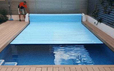 ¿Qué color elegir para la lona de piscina?